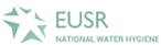 EUSR National water hygiene logo with text
