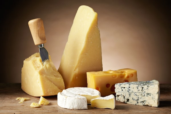 Cheese board - image